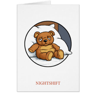 Nightshift Card