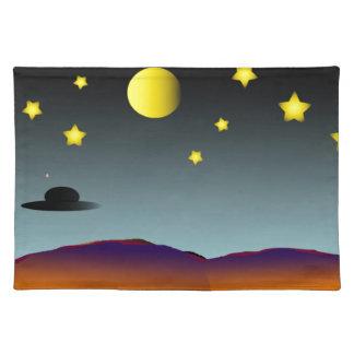 Nightsky Placemat