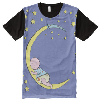 Nighttime Adult Baby/Adult Baby/Baby 4 life 2016 All-Over-Print Shirt
