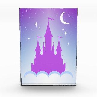 Nighttime Dreamy Castle In The Clouds Starry Sky Award