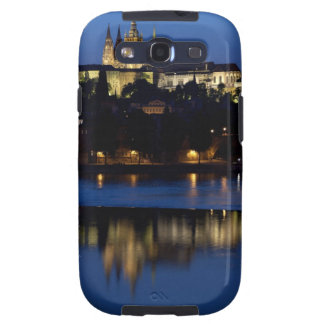 Nighttime in Prague, Czech Republic Samsung Galaxy SIII Covers