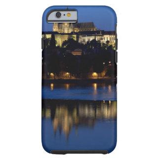 Nighttime in Prague, Czech Republic Tough iPhone 6 Case
