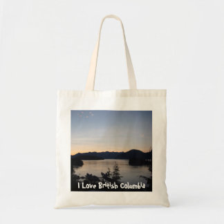 Nighttime on the Inland Passageway Tote Bag