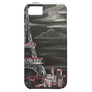 Nighttime Paris Phone Case