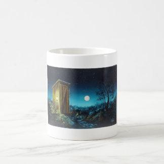 Nighttime Retreat Coffee Mug