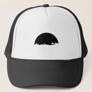 Nighttime Sky Trucker Hat
