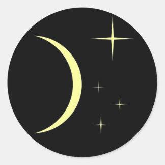 Nighttime Stickers