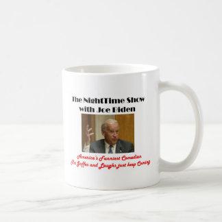 NightTime with Joe Biden Coffee Mug