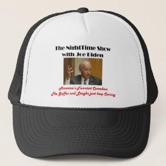 NightTime with Joe Biden Trucker Hat