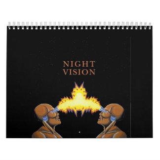 Nightvision Calendar