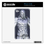 Nightwing Alternate Decal For The iPhone 4