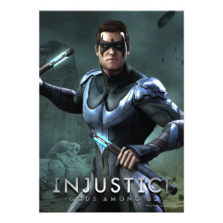 Nightwing Announcement