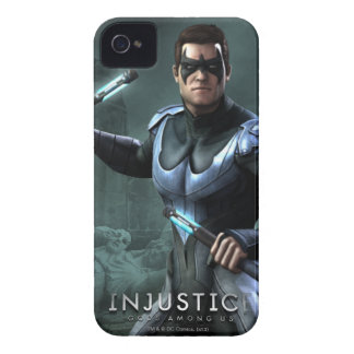 Nightwing iPhone 4 Case-Mate Cases