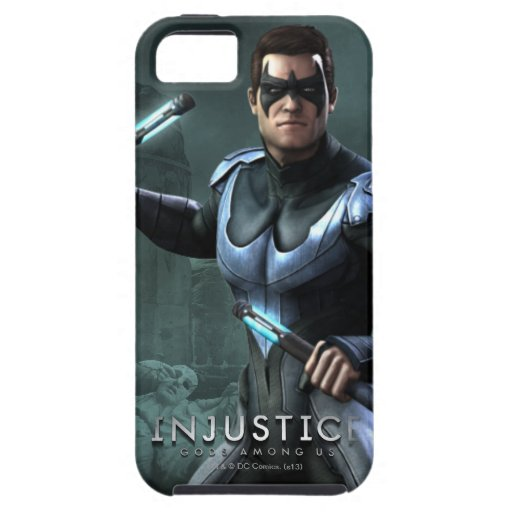 Nightwing iPhone SE/5/5s Case