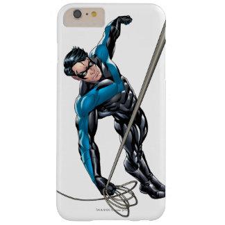 Nightwing con la cuerda funda de iPhone 6 plus barely there