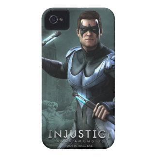 Nightwing iPhone 4 Fundas