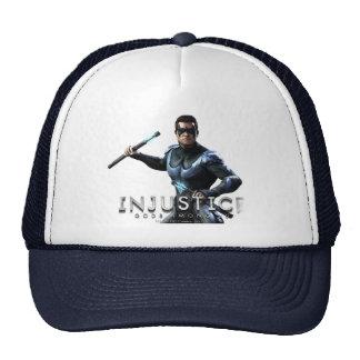 Nightwing Mesh Hat