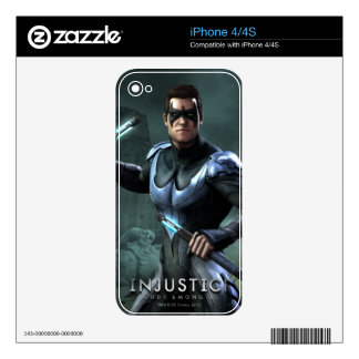 Nightwing iPhone 4 Skin
