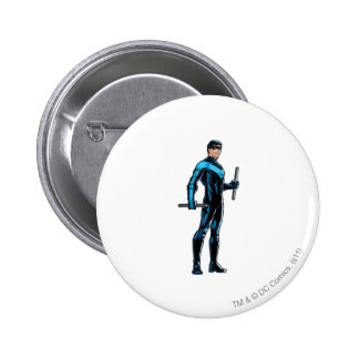 Nightwing looks right buttons
