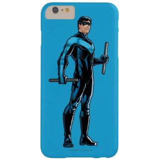 Nightwing looks right barely there iPhone 6 plus case