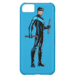 Nightwing looks right iPhone 5C covers