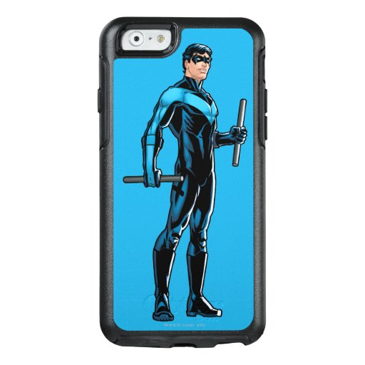 Nightwing looks right OtterBox iPhone 6/6s case