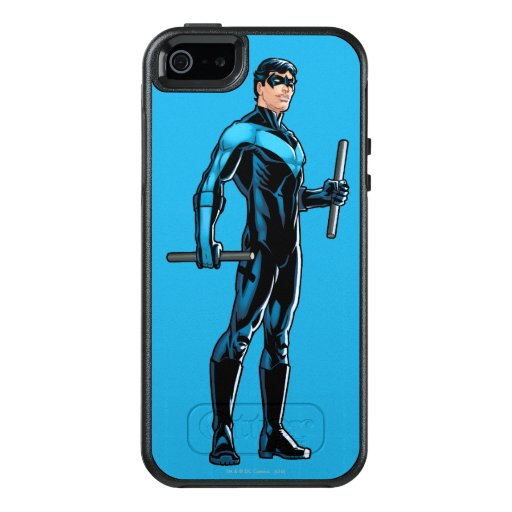 Nightwing looks right OtterBox iPhone 5/5s/SE case