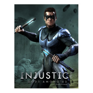 Nightwing Post Cards