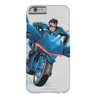 Nightwing rides bike barely there iPhone 6 case