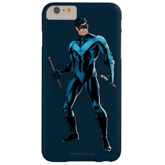 Nightwing Stands Barely There iPhone 6 Plus Case