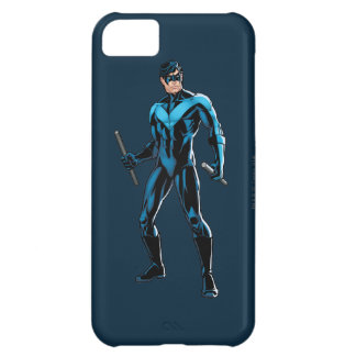 Nightwing Stands Case For iPhone 5C