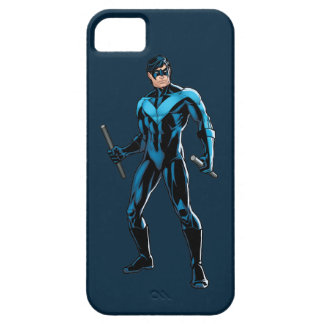 Nightwing Stands iPhone 5 Case