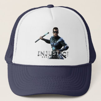 Nightwing Trucker Hat
