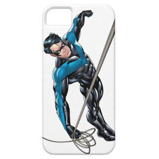 Nightwing with rope iPhone 5 cover