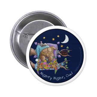 Nighty Night, Owl Buttons