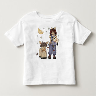Nighty Night Raggedy Ann Toddler's Shirt