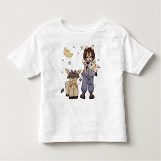 Nighty Night Raggedy Ann Toddler's Shirt