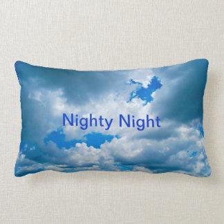 Nighty Night Sleep Tight Pillow