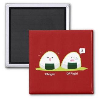 Nigiri 2 Inch Square Magnet
