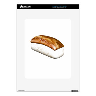 Nigiri Anago Sushi Skins For The iPad