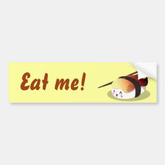 Nigiri Hokkigai Bumper Sticker