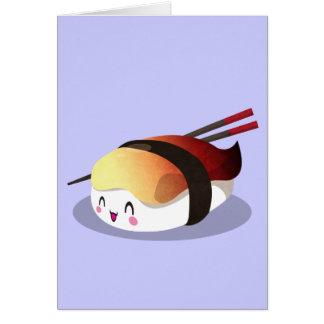 Nigiri Hokkigai Card
