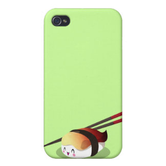 Nigiri Hokkigai iPhone 4 Cases