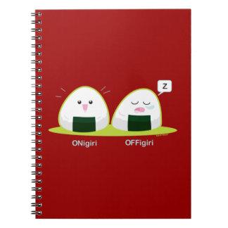 Nigiri Notebook