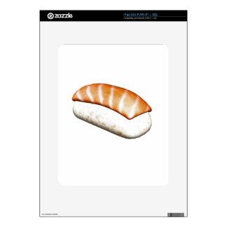 Nigiri Sake Sushi Decals For The iPad