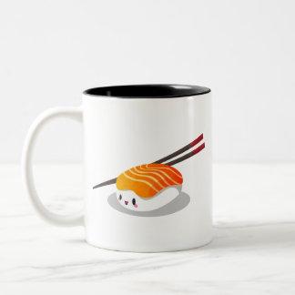 Nigiri Sake Two-Tone Coffee Mug