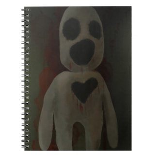 Nihil Voodoo doll Notebook