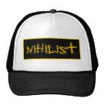 Nihilist Mesh Hats