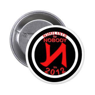Nihilistas para nadie en 2012 pin