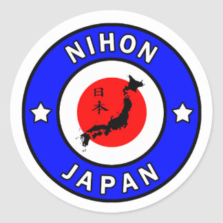 Nihon Japan sticker